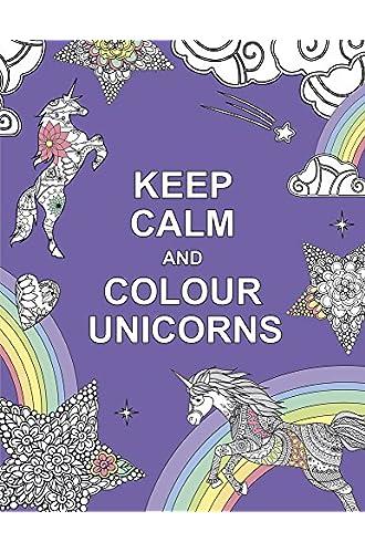 Descargar gratis Keep Calm and Colour Unicorns de Summersdale Publishers Ltd