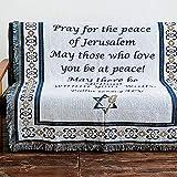 AFAHXX Heavy Verdickt Sofahusse sofaüberwurf,Bibel Dekoration Sofabezug für Sofa Persönlichkeit Caterpillar Sofa Abdeckung Sofa Überwürfe-A 160x220cm(63x87inch)