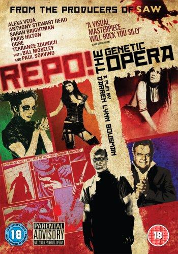 Repo! The Genetic Opera [Edizione: Regno Unito] [Edizione: Regno Unito]