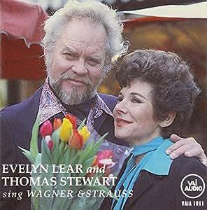 Lear & Thomas Stewart Sing Wagner & Strauss