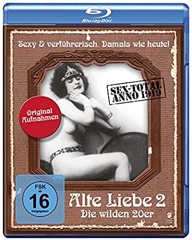 Alte Liebe - Teil 2 [Blu-ray] (Heidi Heida Film)