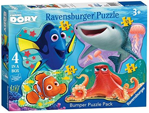 Buscando a Dory - Puzzle de suelo, 24 piezas (Ravensburger 68586)