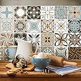 amazon.it: piastrelle - decorazioni per interni: casa e cucina - Mattonelle Adesive Per Cucina