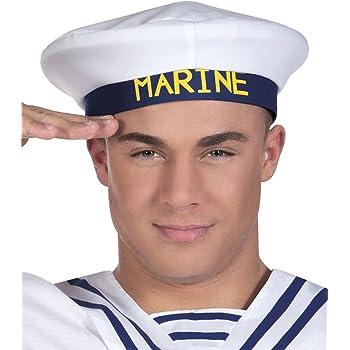 MagiDeal Yacht Capitano Della Barca Cappello Da Marinaio Tappo ... 5c33daf60fa9