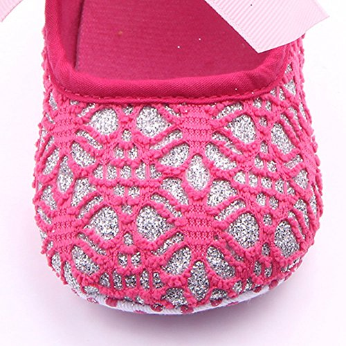 Etrack-Online , Baby Jungen Lauflernschuhe pink Hot Pink 12 - 18 Monate Hot Pink