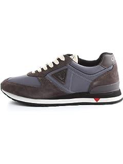 Guess Sneaker Uomo MOD. FM6CHAFAB12 Grey 39: Amazon.it