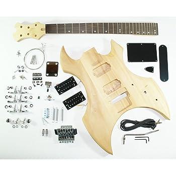 Cherrystone 4260180886207 kompletter Bausatz für E-Gitarre Heavy ...