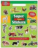 T.S. Shure Bauernhof Super-Sticker-Buch
