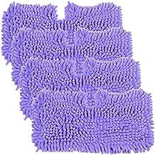 SPARES2GO, con corallo per multifunzione S2901 Shark S3501 S3601 S3901 S3455. S3502 S3701 per pulitrice a vapore, confezione da 4, colore: viola