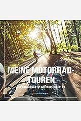 vollgeherzt: Meine Motorradtouren: Das Ausfüllbuch für das liebste Hobby #1 Taschenbuch