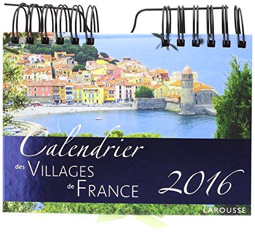 Calendrier des villages de France 2016 por Collectif