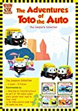 Adventures of Toto the Auto: 4 Story Books for Kids