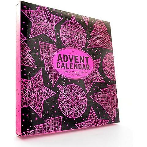Mad belleza Calendario de Adviento (rosa y negro)