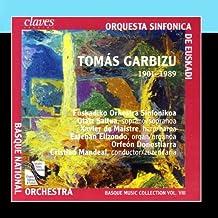Basque Music Collection, Vol. VIII: Tomás Garbizu