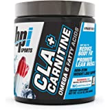 BPI Sports Cla + Carnitine – Conjugated Linoleic Acid – Weight Loss Formula – Metabolism, Performance, Lean Muscle – Caffeine