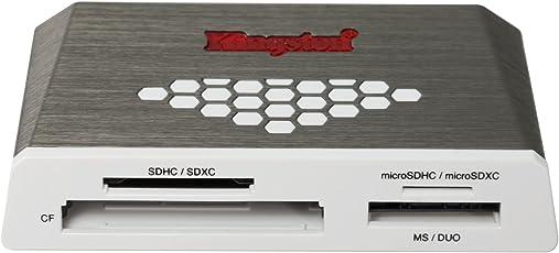 Kingston High-Speed Media Reader - card reader - USB 3.0, (FCR-HS4)