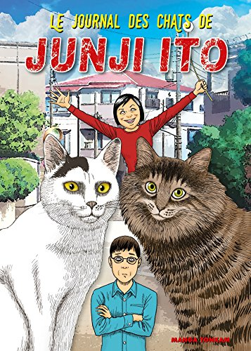 Journal des chats de Junji Ito (le)