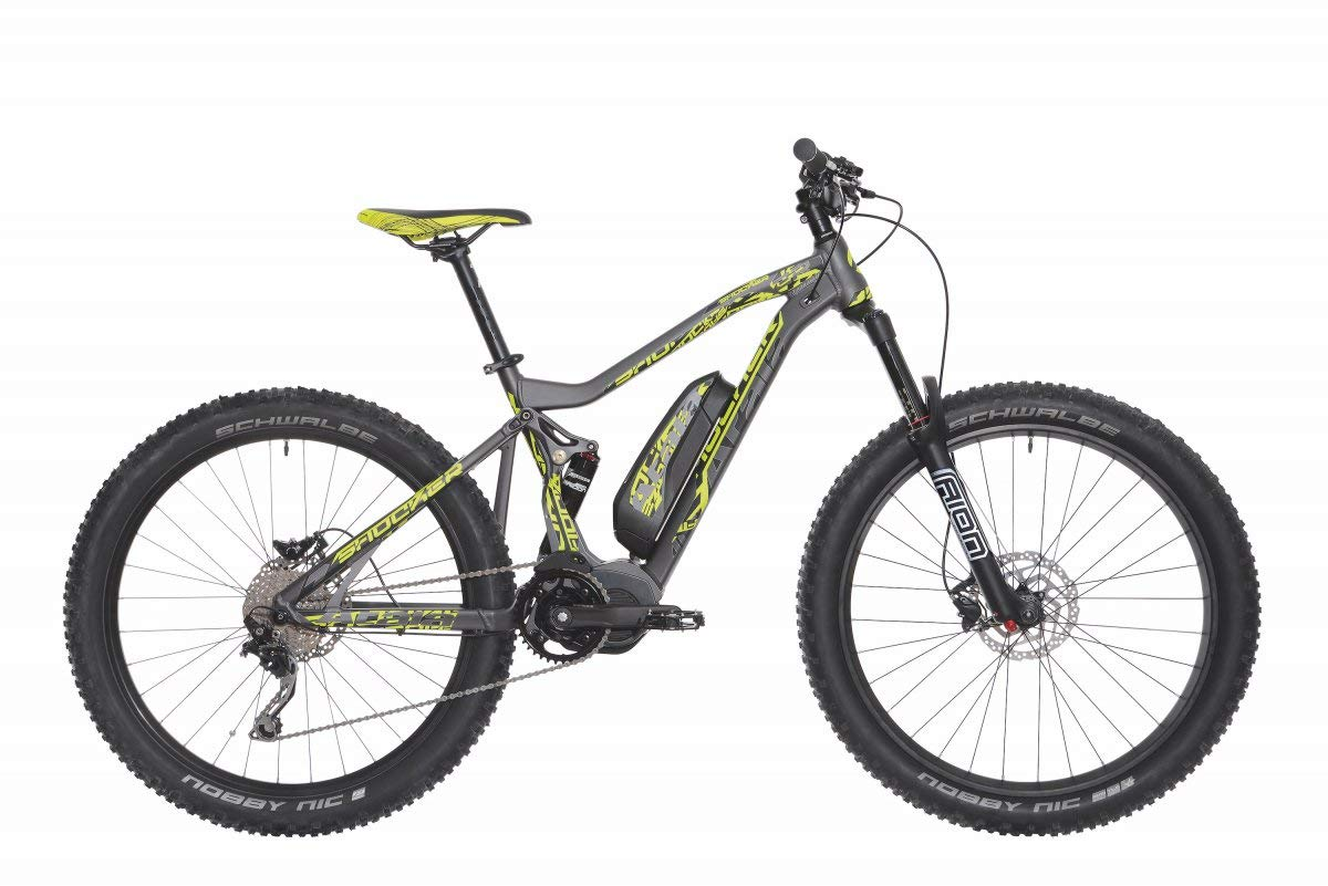 Bici E-Bike MTB 27,5 2019
