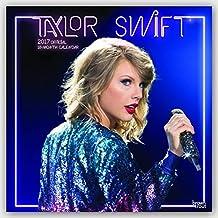 Taylor Swift 2017 - 18-Monatskalender: Original BrownTrout-Kalender [Mehrsprachig] [Kalender] (Wall-Kalender)