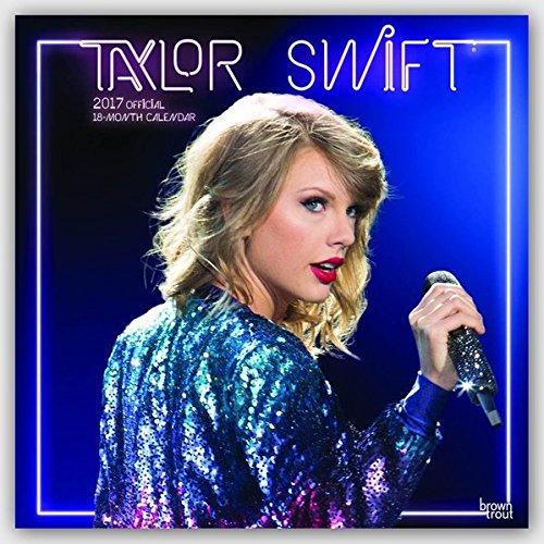 Taylor Swift Official 2017 Calendar