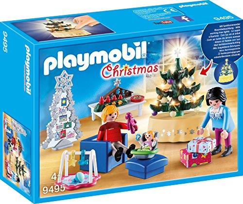 Playmobil- Habitación Navideña Juguete