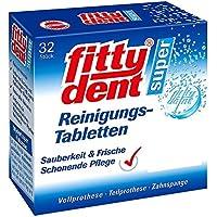 Fittydent super Reinigungstabletten 32 stk preisvergleich bei billige-tabletten.eu