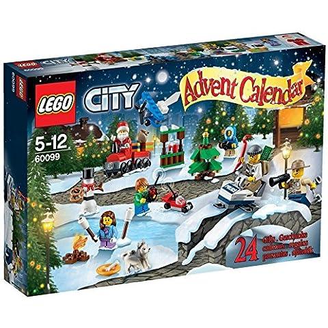 LEGO City Advent Calendar 60099 by LEGO