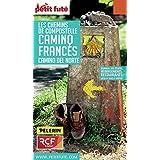 Chemins de Compostelle - Camino Francés 2016 Petit Futé
