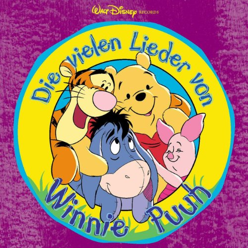 The Many Songs Of Winnie The P...