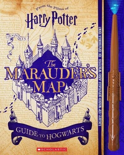 The Marauder's Map (Harry Potter)