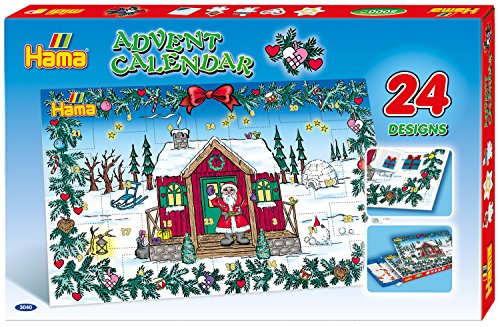 Hama 10.3040 Advent Calendar