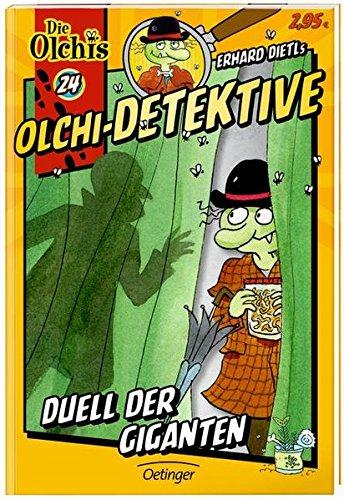 Olchi-Detektive - Duell der Giganten por Erhard Dietl