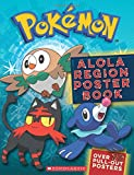 Pokemon: Alola Region Poster Book
