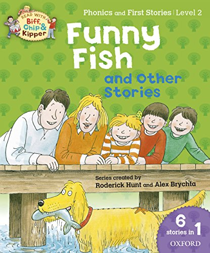 Funny fish and other stories.