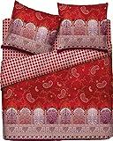 Bassetti Bettwäsche Jaipur   V1-135 x 200 in