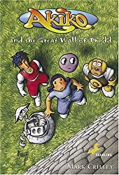 Akiko and the Great Wall of Trudd (Akiko (Bantam Paperback)) by Mark Crilley (2002-03-05)