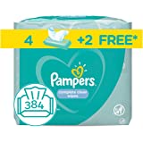 Pampers Complete Clean, 384 Wipes