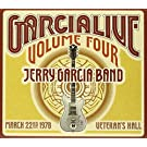 Garcialive 4: March 22Nd 1978 Veteran'S (Dig)