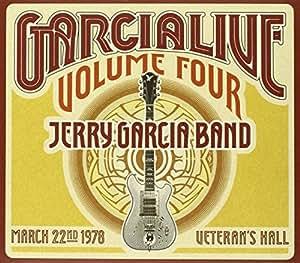 Garcialive 4: March 22nd 1978 Veteran's Hall in Sebastopol, California
