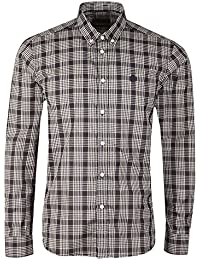 Henri Lloyd Men`s Queenbury Shirt - MJ000004 - Navy