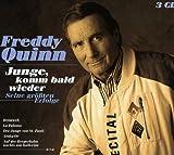 Songtexte von Freddy Quinn - Junge, komm bald wieder: Seine größten Erfolge