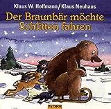 Der Braunbär möchte Schlitten fahren, 1 CD-Audio