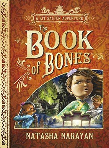 The Book of Bones: Book 3 (A Kit Salter Adventure, Band 3) Lane Bone China