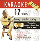 ASK-1552 Country Karaoke: Young Female Country, Vol. 1; Carrie Underwood, Kellie Pickler & Taylor Swift by Carrie Underwood (2008-02-19)