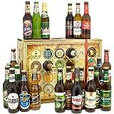 Adventskalender mit 24 erlesenen Premium Bieren