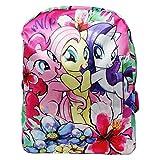 My Little Pony Power Color Rucksack für den Kindergarten die als Snack Halt