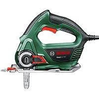Bosch Scie Easycut 50 (Technologie Nanoblade, Lame de Scie, Capot de Protection, Pare-Éclats, Coffret, 500 W)