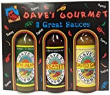 Dave's Gourmet Hot Sauce Variety Pack -...