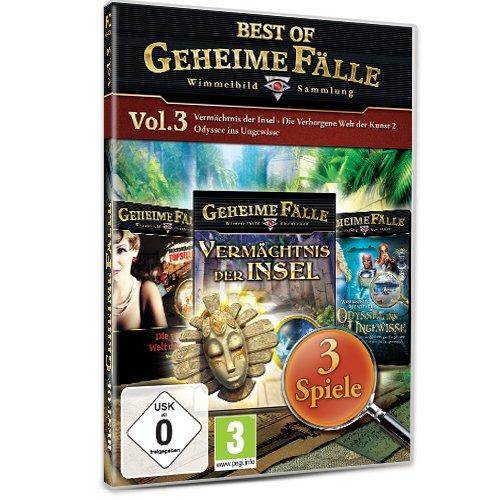 Best of Geheime Fälle, Vol. 3