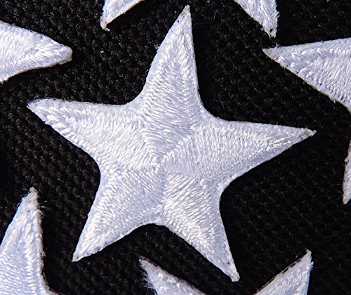 -pack-of-10-white-iron-on-or-sew-on-star-patch-applique-